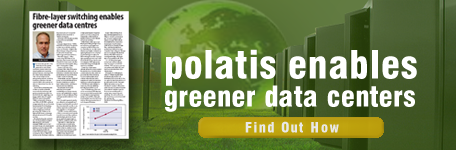 polatis enables greener data centers - click to find out how.